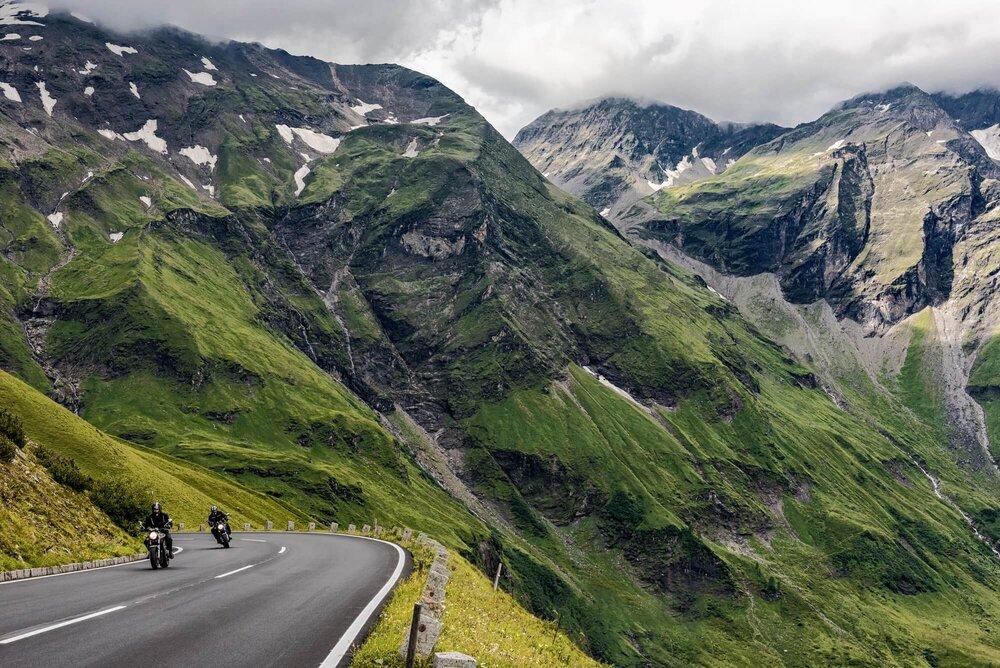 Grossglockner High Alpine Road, Austria - הכביש האלפיני הגבוה של גרוסגלוקנר