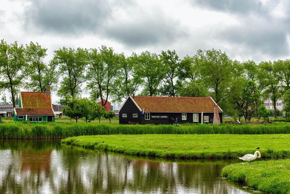 Zaanse Schans, Netherlands זאנס סכאנס, הולנד