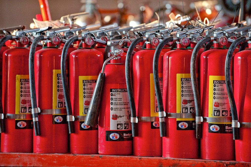 О требованиях к средствам обеспечения пожарной безопасности и пожаротушения