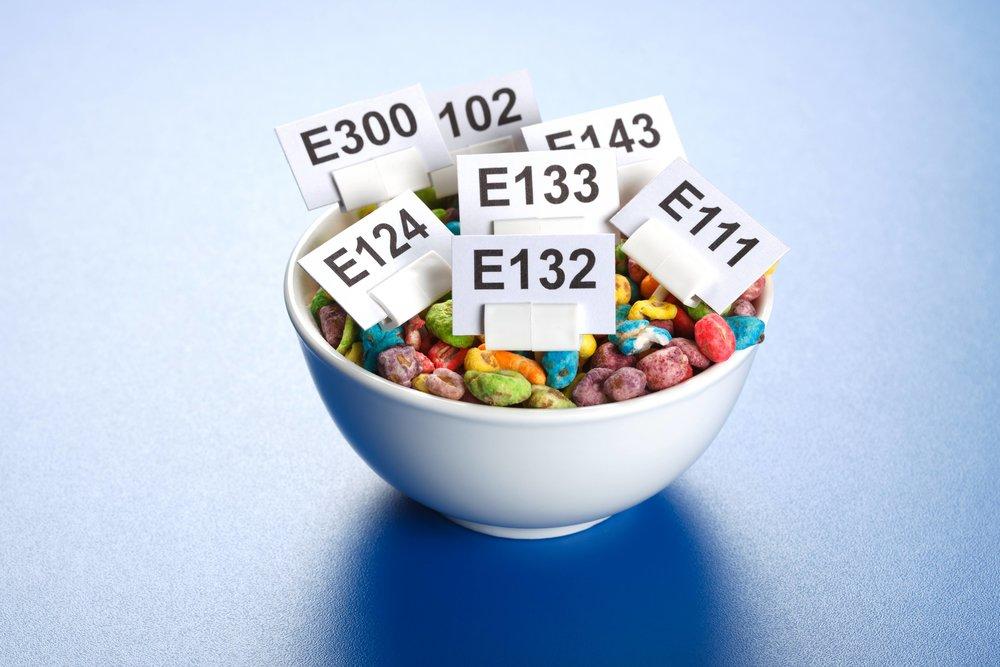 Требования безопасности пищевых добавок, ароматизаторов и технологических вспомогательных средств