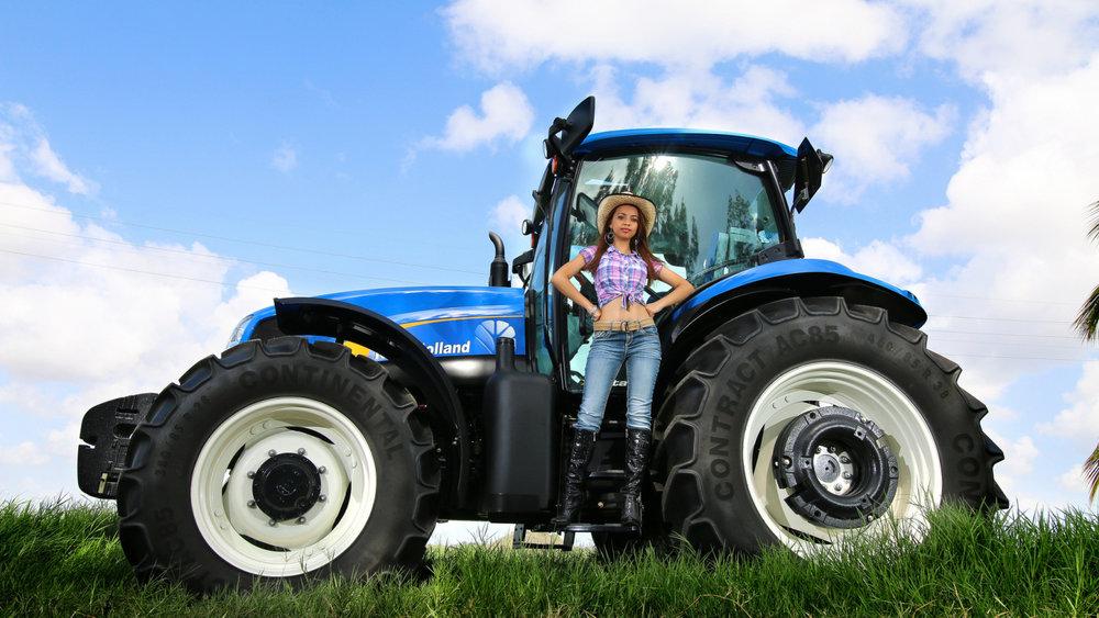 О безопасности сельскохозяйственных и лесохозяйственных тракторов и прицепов к ним
