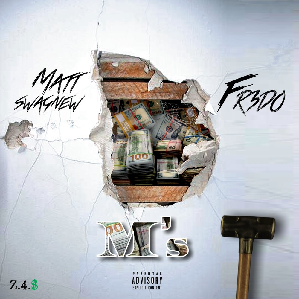 M's — Matt Swagnew & fr3do . Available on all platforms. Links below