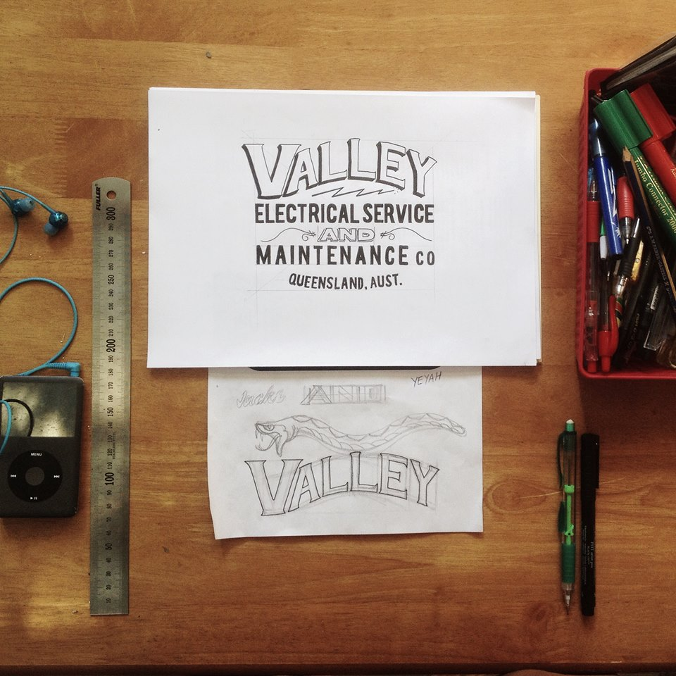 Valley Electrical Service logo
