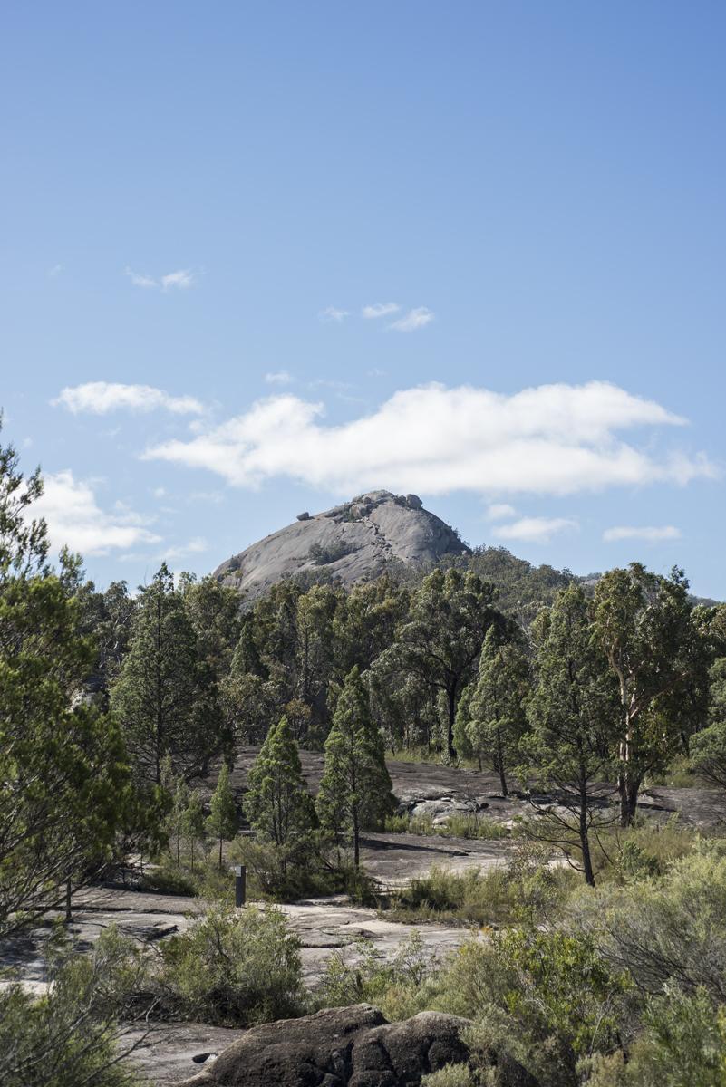 Pyramid at Girraween National Park