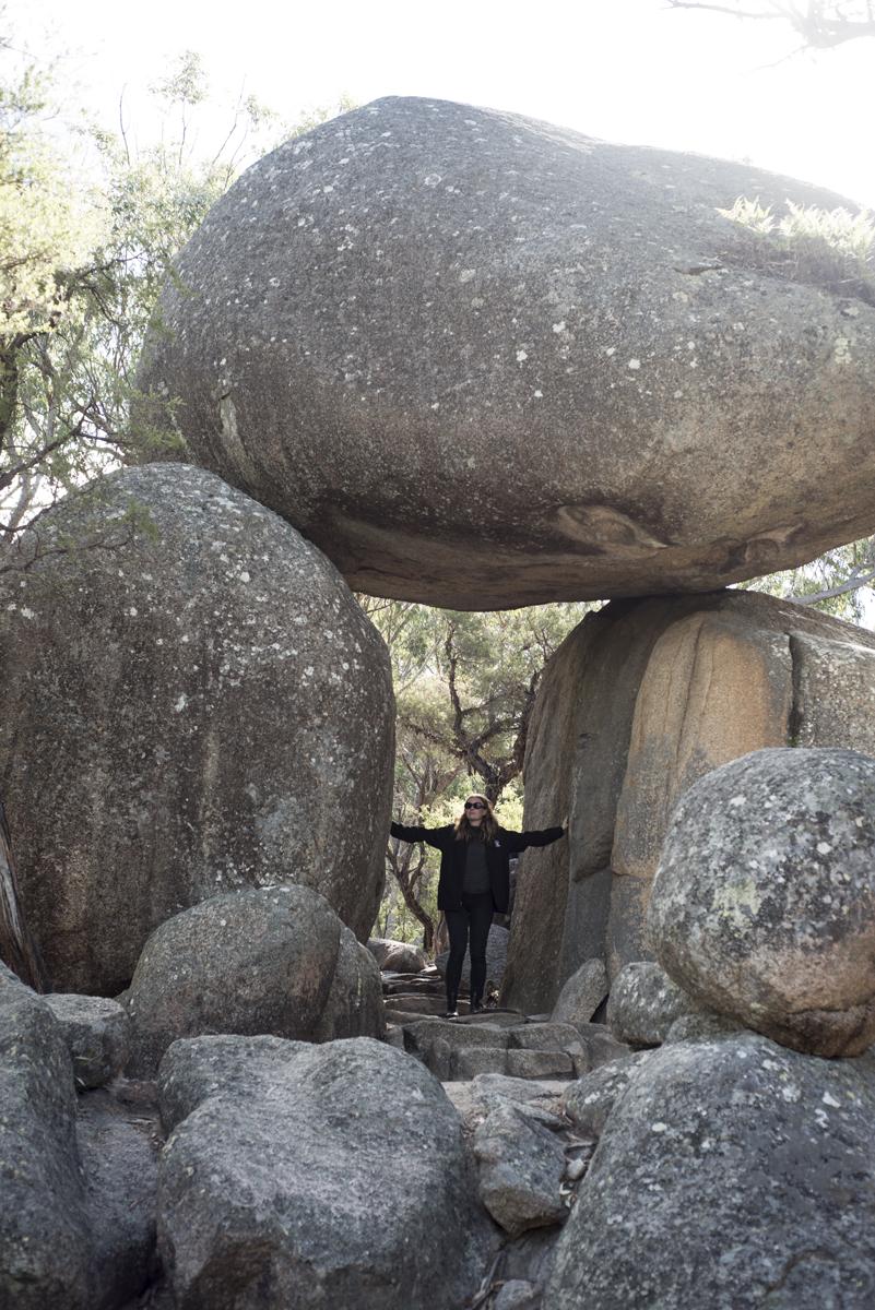 Boulder Archway