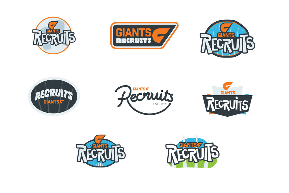 GWS-Giants-Recruits-Logo-concepts