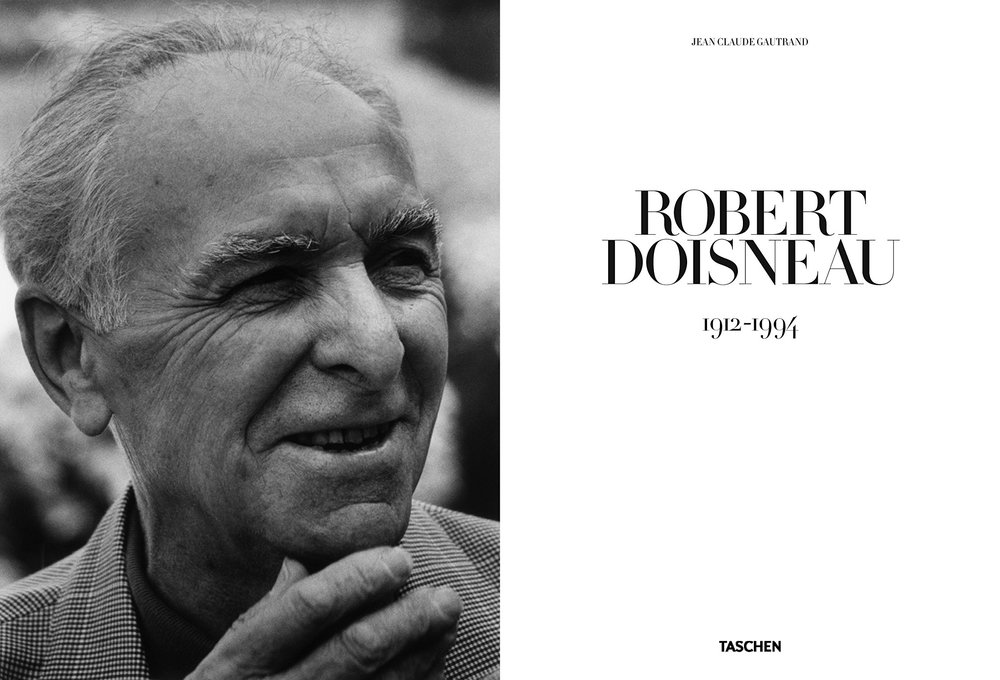 RobertDoisneauLivre