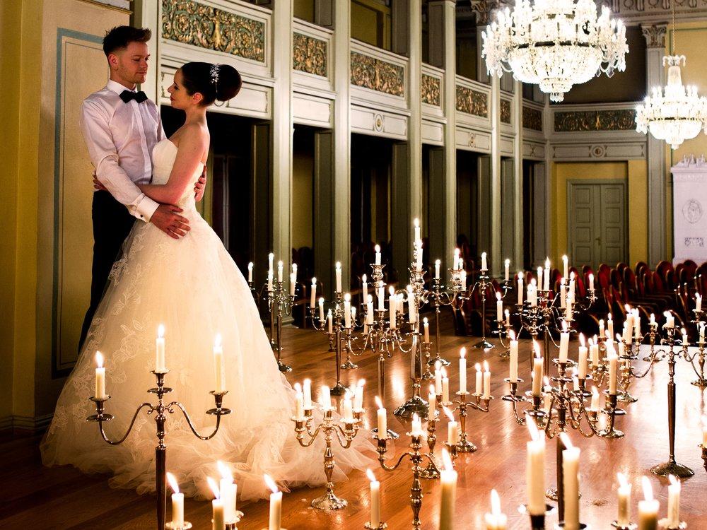 Invitér til bryllup