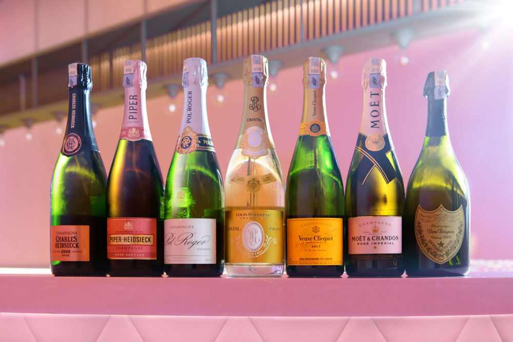 OUR CHAMPAGNE