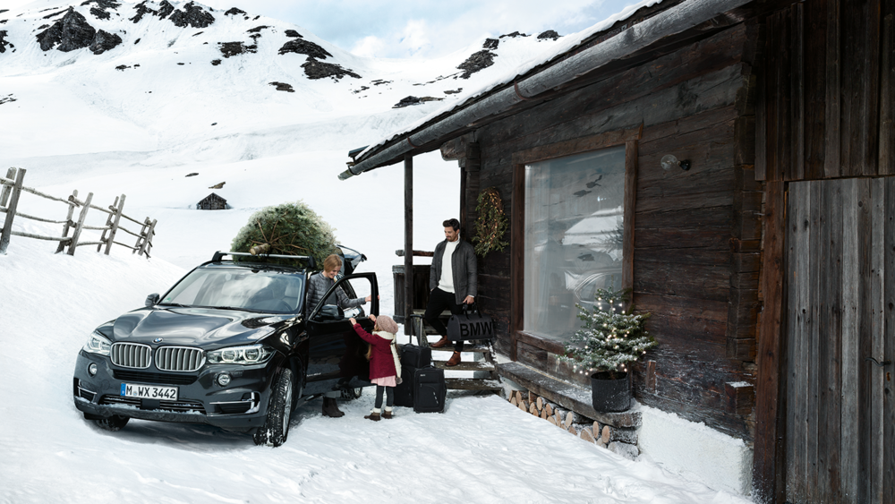 Petra Bindel for BMW Lifestyle