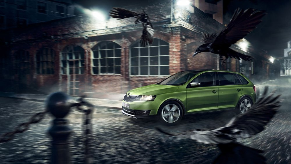 Andreas Hempel for Skoda