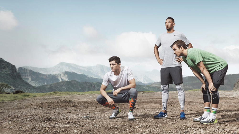 Nike - photographer: Jacob Suttonrepresented by: D+V Management