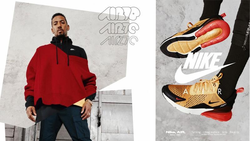 David Daub for Nike