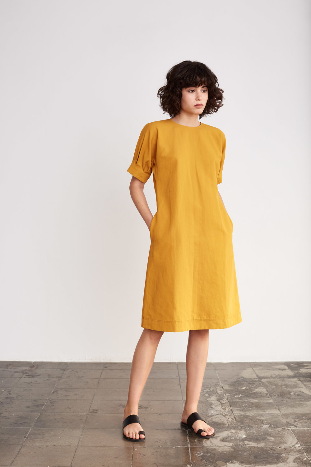 <b>3</b><br>Marita Cotton Mix Dress