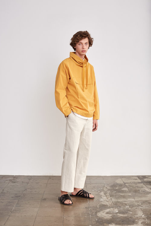 <b>3</b><br>Monty Cotton / Nylon Anorak<br>Antonio Denim Pants