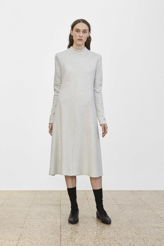 <b>11</b><br>Aspen Wool Jersey Dress