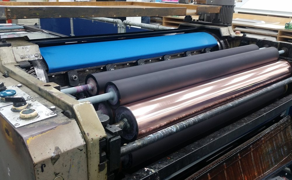 offset litho proofing, dagwood, london, uk