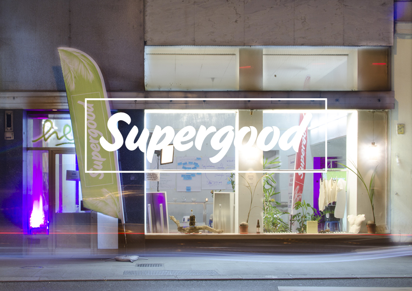 Supergood Concept Store, Vienna, 2015
