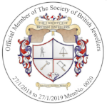 The Society of British Jewellers Member.