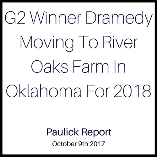 G2 Winner Dramedy Moving To River Oaks Farm In Oklahoma For 2018