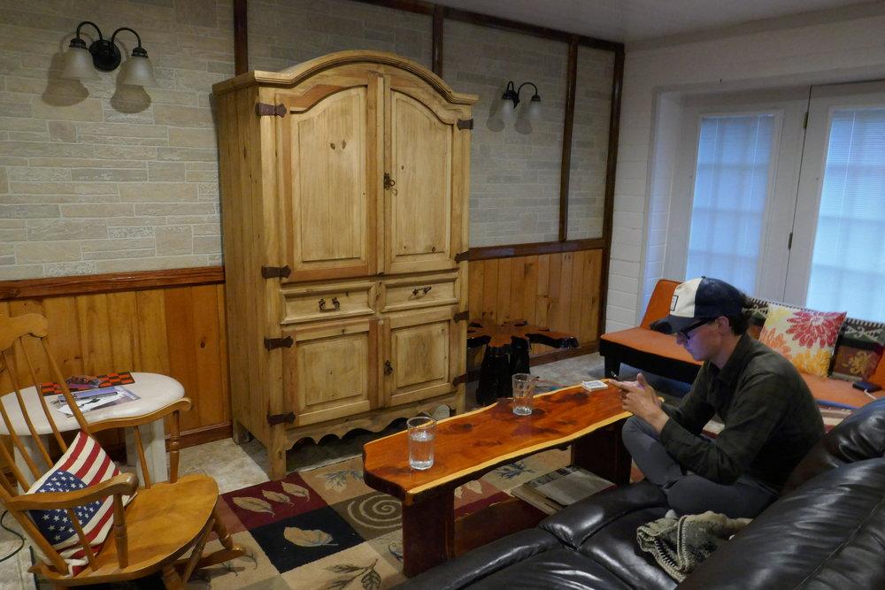 Nantahala Mountain Lodge - Appalachian Trail Hostel