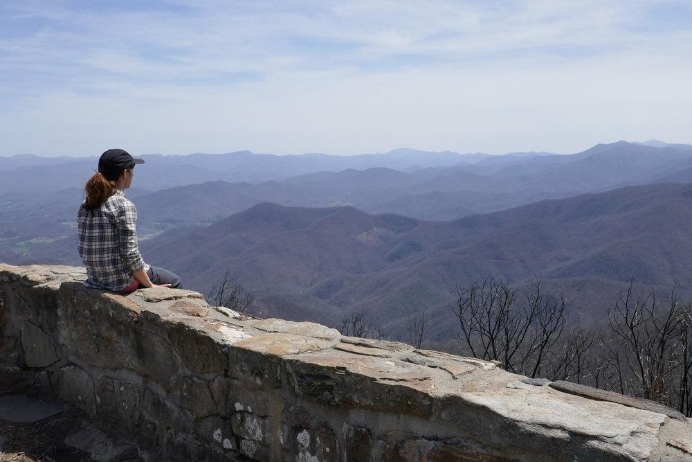 Appalachian Trail: Plumorchard Shelter to Fontana Dam