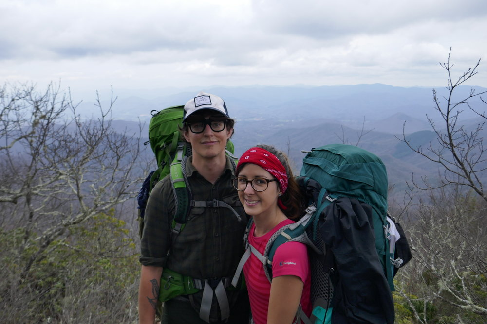 Appalachian Trail Blog 2 - Plumorchard Shelter to Fontana Dam -