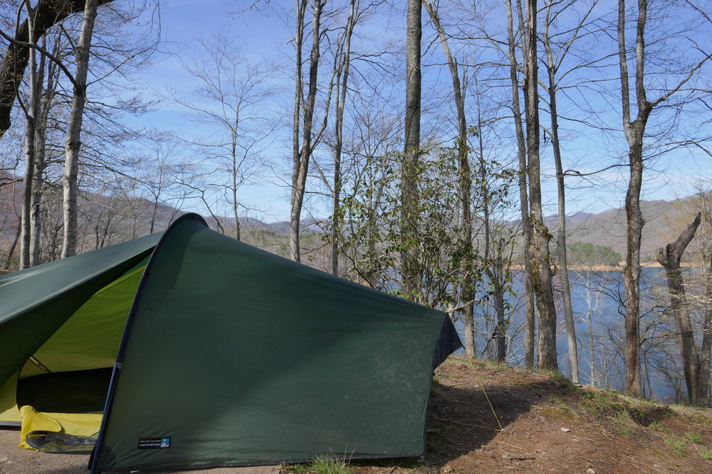 Terra Nova Laser Competition 2 Tent Review