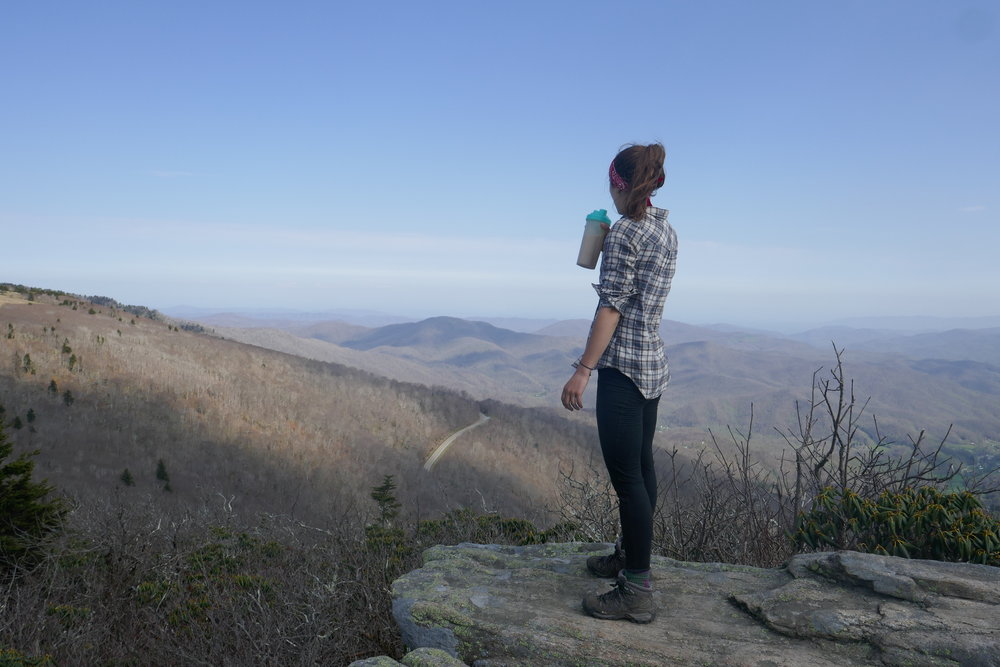 How our Appalachian Trail thru-hike attempt affected our bodies -