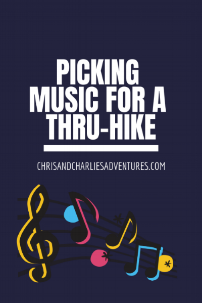 I wanted to write a guide on how I picked music for my 2018 Appalachian Trail Thru-hike. You might think that it's as simple as just putting your favourite music onto an MP3 player and being done with it, but with just a little more thought and consideration, you can put together a truly special, memorable and engaging playlist that will last you the whole hike and many more to come.