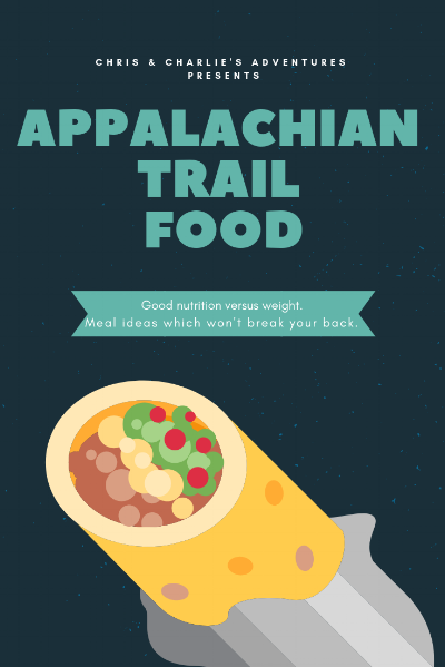 Appalachian Trail food: What we'll be eating for 6 months