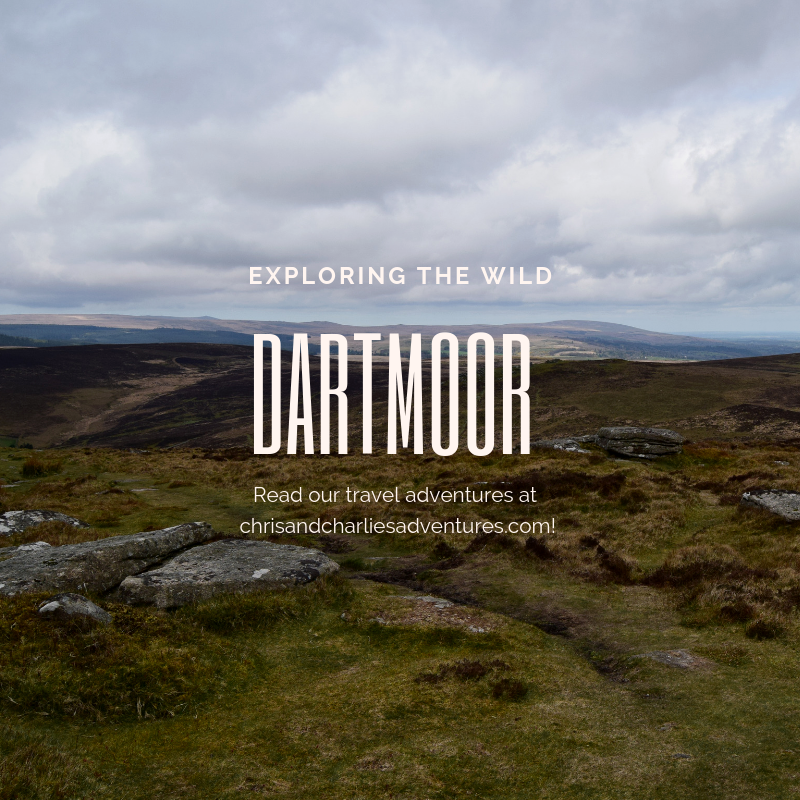A weekend camping in Dartmoor - ideas for cool things to do