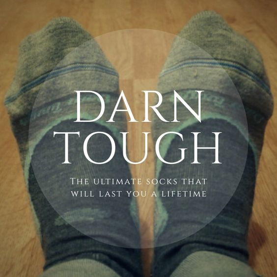 Darn Tough trekking sock review