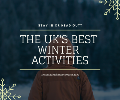 The best Winter activities in the UK