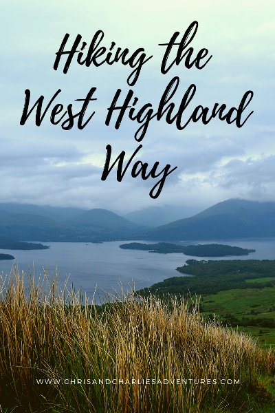 Hiking 100 miles along the West Highland Way. What it's like and what we learnt.