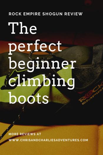 Rock Empire Shogun Review - The perfect beginner boots