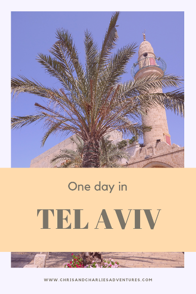 How to make the most of Tel Aviv in a day