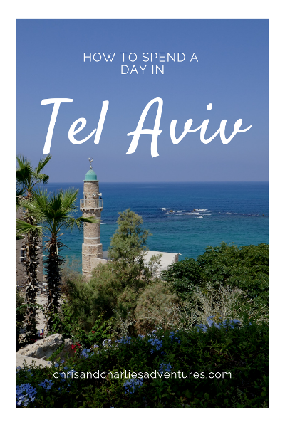 A full itinerary of sightseeing with just one day in Tel Aviv