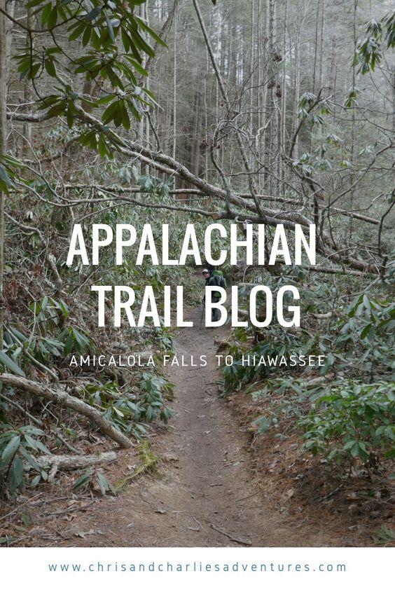 Amicalola Falls to Hiawassee