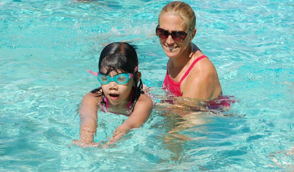 After Camp Swim Lessons - Extra Time to Perfect Your Stroke