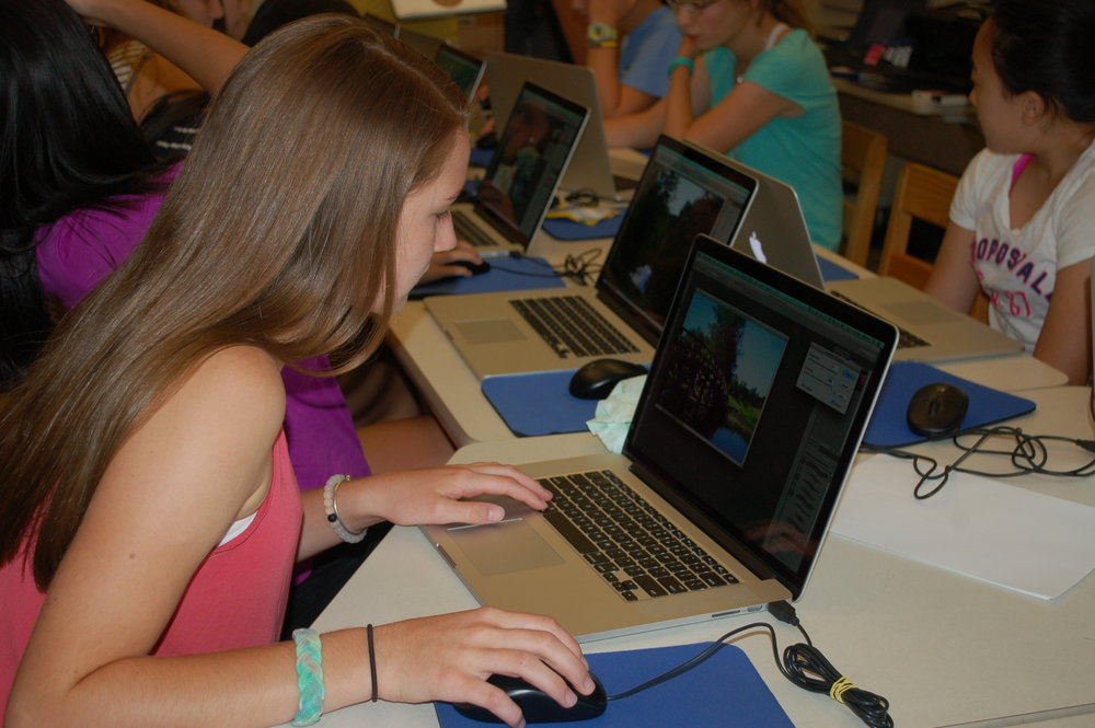 specialty camps - focused program areas plus electives