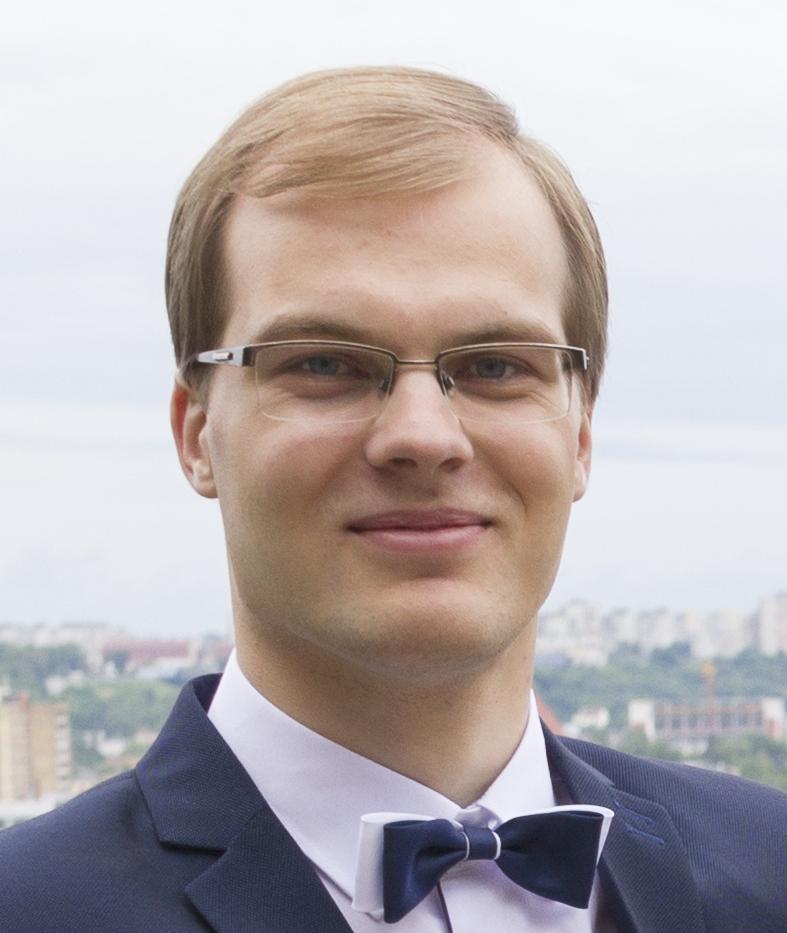 Lukas: ML engineer