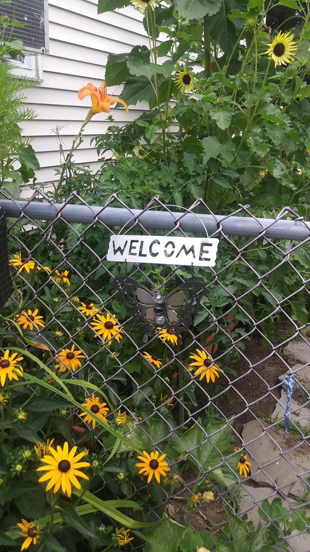 Welcome to Michelle's Garden