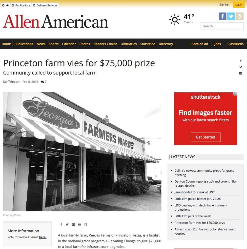Http://starlocalmedia.com/allenamerican/news/princeton Farm Vies For Prize/article_dc87f924 0859 11e8 B138 272c88112d1a.html