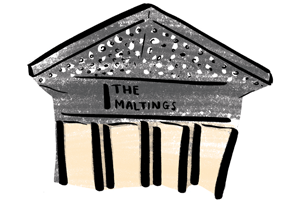 7. The Maltings