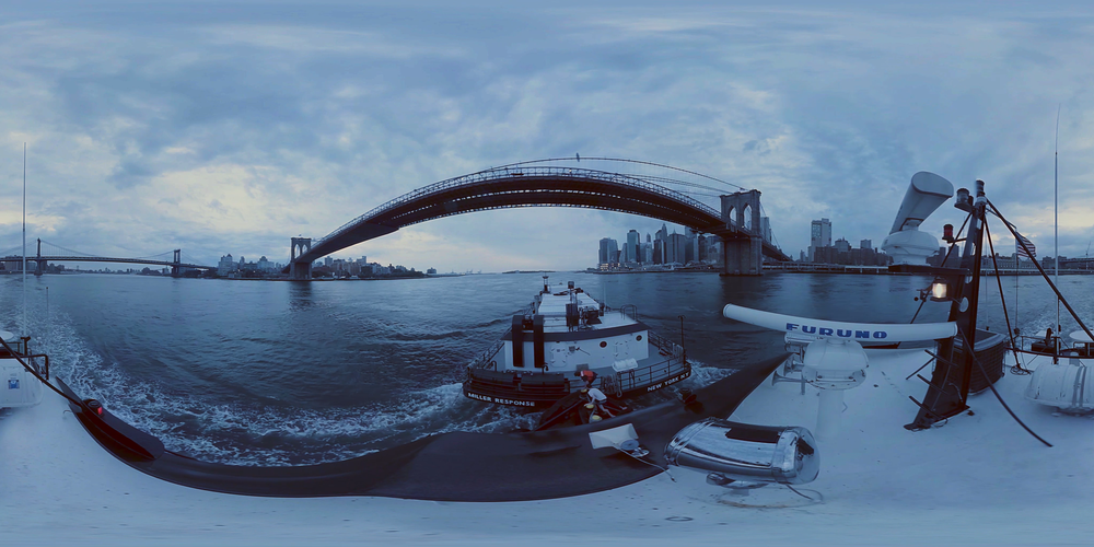Discovery VR Tugboat 2