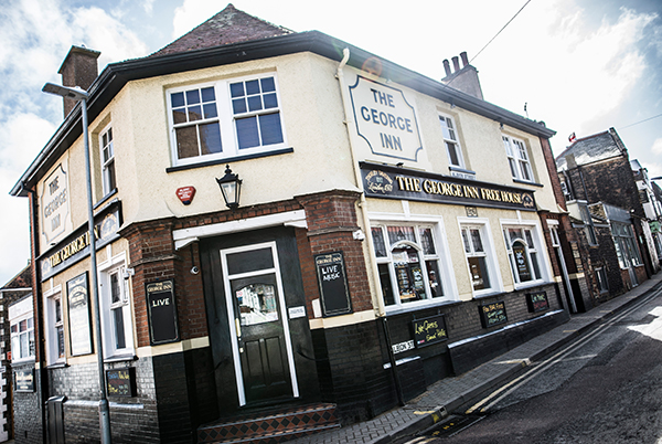 The George Inn - Our newest pub, great atmosphere for live music & live sport, in the heart of Broadstairs.52 Albion Street, Broadstairs, CT10 1NETel: 01843 869 769thegeorge@thorleytaverns.co.ukwww.thegeorgebroadstairs.co.ukCask Ales | Live Sport | Live Music
