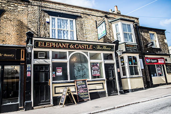 The Elephant & Castle - A community pub in Ramsgate with live music & live football.8 -10 Hereson Road, Ramsgate, CT11 7DPTel: 01843 593 046elephantandcastle@thorleytaverns.co.ukwww.elephantandcastleramsgate.co.ukCask Ales | Live Sport | Live Music