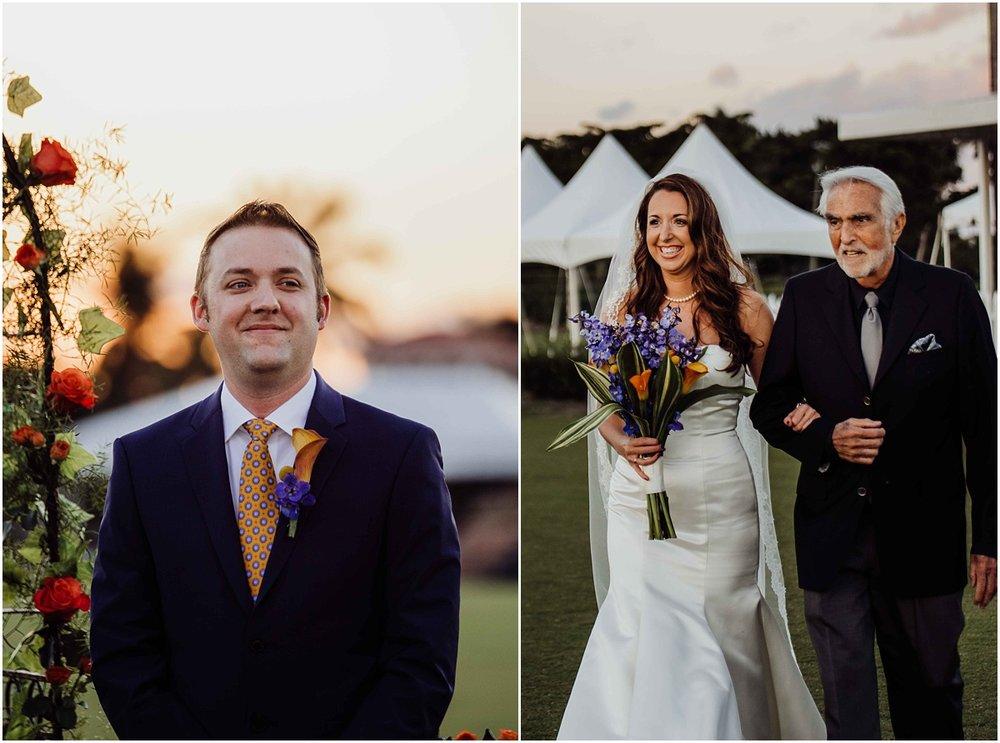 Groom Bride Father of Bride International Polo Club