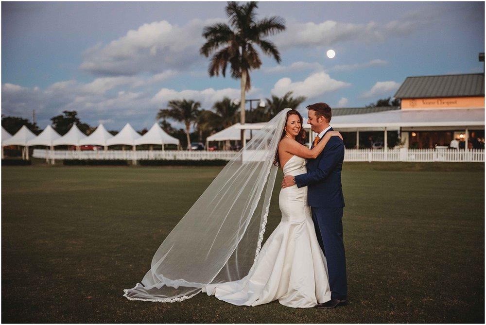 international polo club palm beach wellington bride groom photography